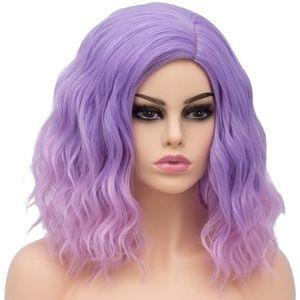 Accessories - Purple Ombré Wig